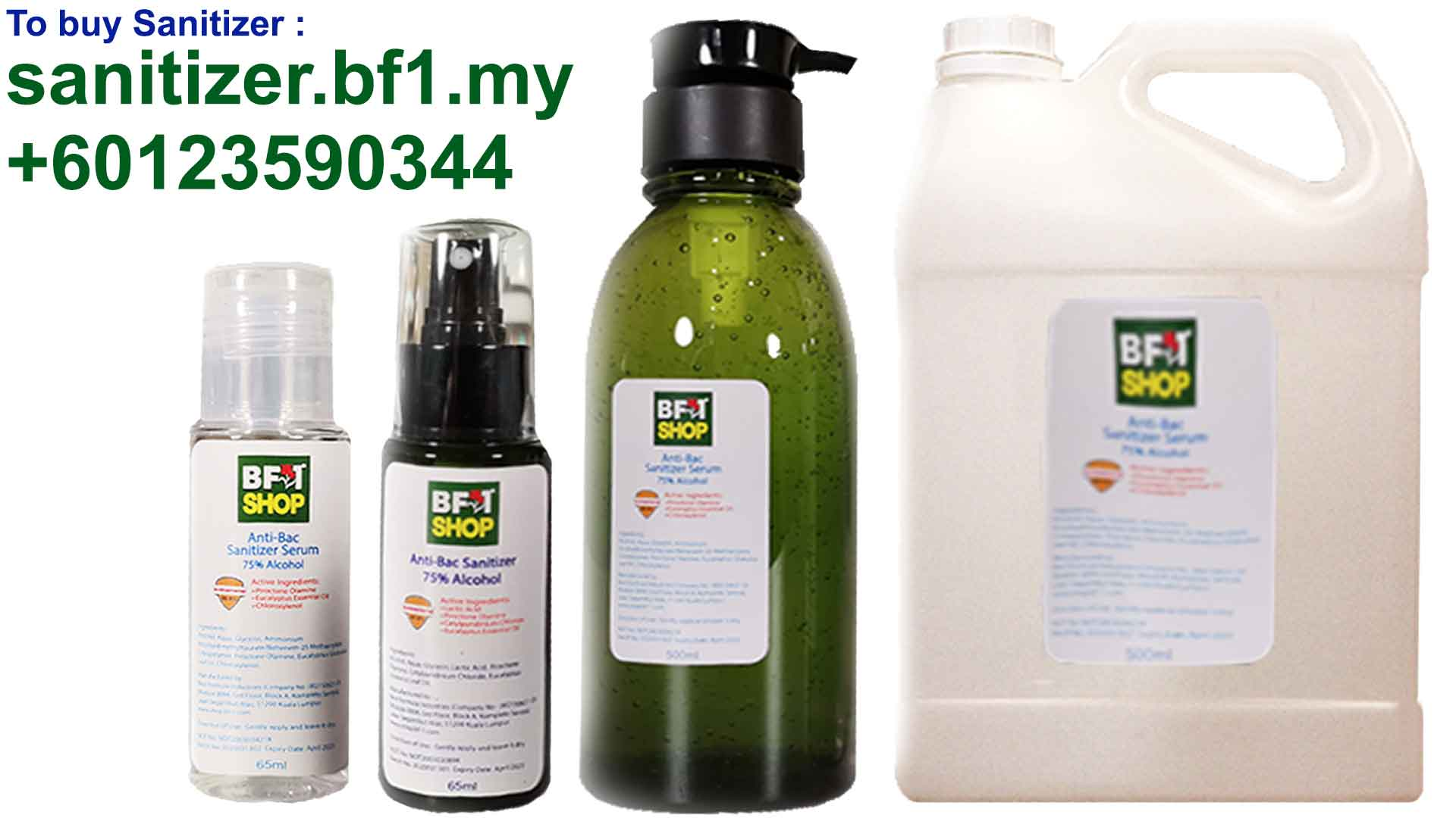 Sanitizer Malaysia